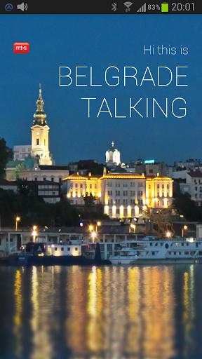 Belgrade Talking