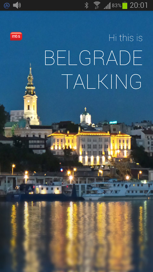 Belgrade Talking- screenshot