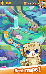 8 Bubble Cat 2 App screenshot