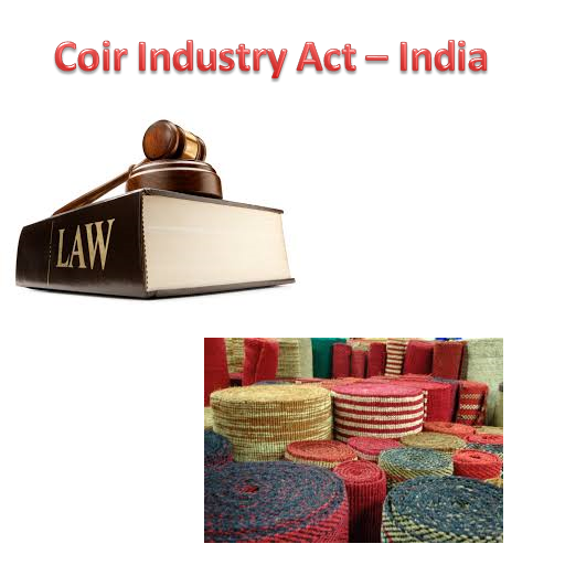 Coir Industry Act, India LOGO-APP點子
