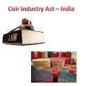 Coir Industry Act, India icon
