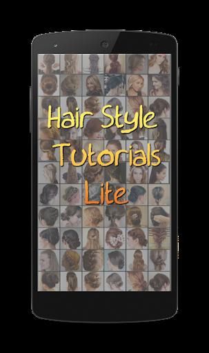 Hair Style Tutorials Lite