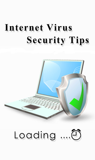 Internet Virus Security Tips
