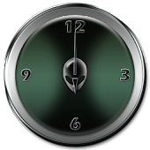 Alienware Analog Clock