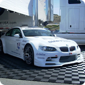 BMW M3 GTR Cars Live Wallpaper