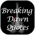 Twilight Breaking Dawn 1 Quote icon
