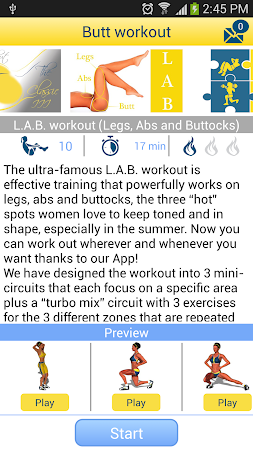 Butt Workout 1.3.31 screenshot 412210