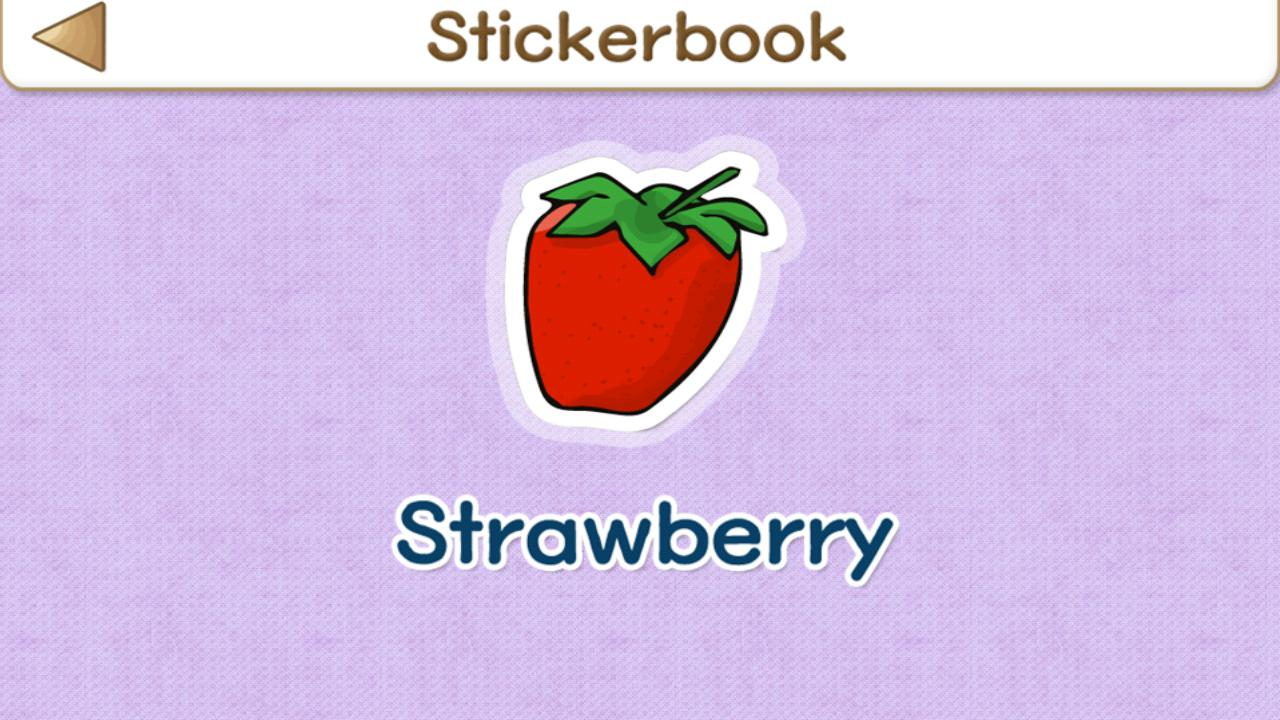 Chicoo Stickerbook (Preschool) - screenshot