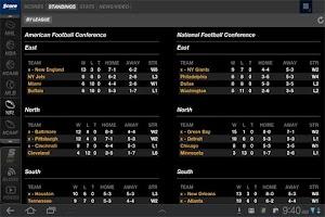 Screenshot of ScoreMobile Tablet - OBSOLETE
