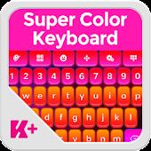 Super Color Keyboard