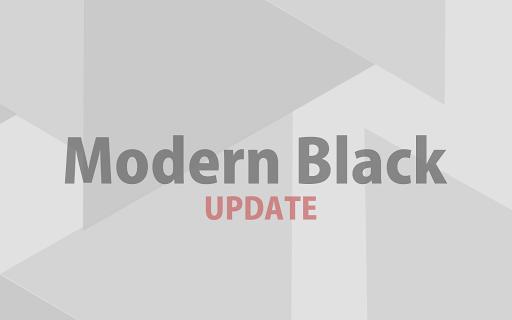 [kakaotalk theme] Modern Black