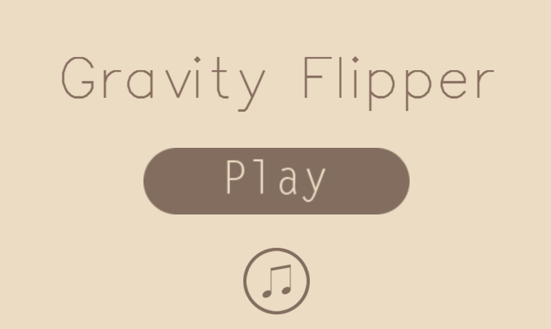 Gravity Flipper- screenshot