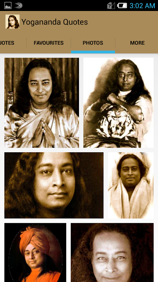 Paramahansa Yogananda Quotes- screenshot