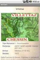 Screenshot of Turismo Valle d'Aosta