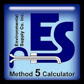 Method 5 Calculator