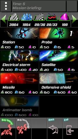 Space STG II - Death Rain 2.8.0 screenshot 89560