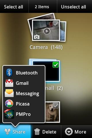 Privacy Master Pro - screenshot
