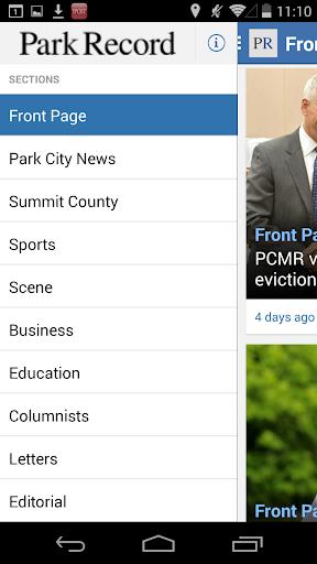 玩新聞App|The Park Record免費|APP試玩