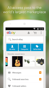 eBay- screenshot thumbnail