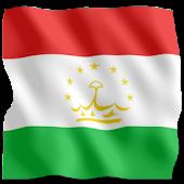 3D Flag Tajikistan LWP