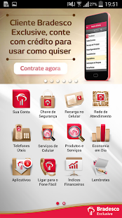 Bradesco Exclusive - screenshot thumbnail