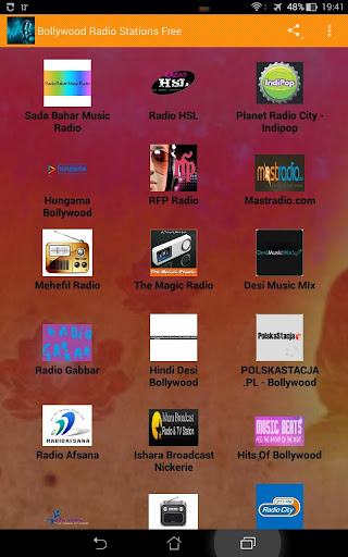 Bollywood Radio Stations Free