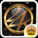 24karats-TOG Paisley Theme icon