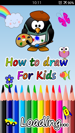 How to Draw. App For Kids