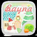 GO SMS Pro Z Rayna Theme EX icon
