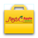 Ray's Apple Market logo