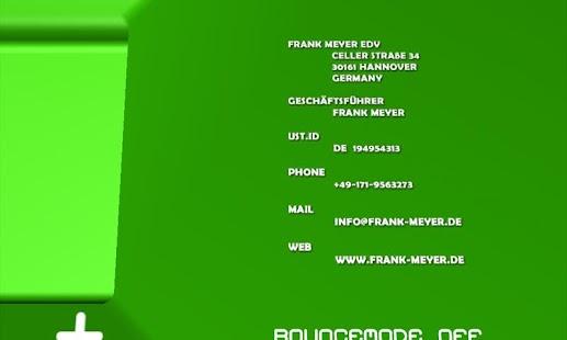 Dados 3D - screenshot thumbnail