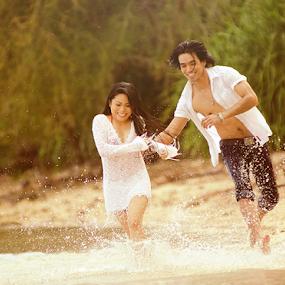HANDREW & YACINTH by Ariel Salupan - People Couples (  )
