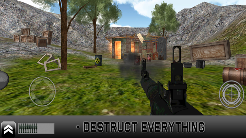 Guns & Destruction - screenshot