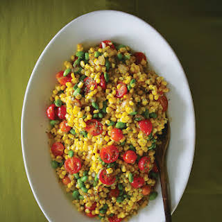 Summer Succotash Salad.