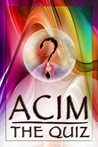 ACIM Quiz- screenshot