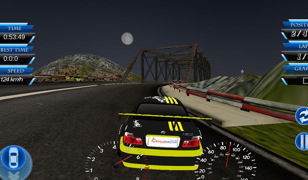 Racing 3D- screenshot