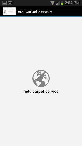 Redd Carpet Service