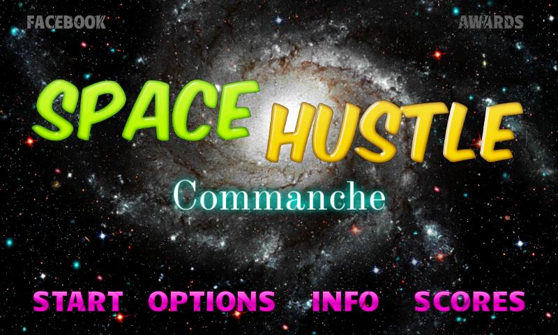 SPACE HUSTLE- screenshot