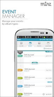 MINT ALBUM:Event+Photo Manager - screenshot thumbnail