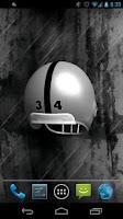 Screenshot of Helmet Live Wallpaper