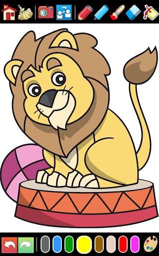 玩教育App|馬戲團彩圖免費|APP試玩