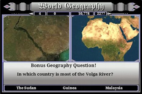World Geography - screenshot thumbnail