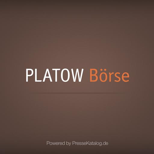 PLATOW Börse - epaper LOGO-APP點子