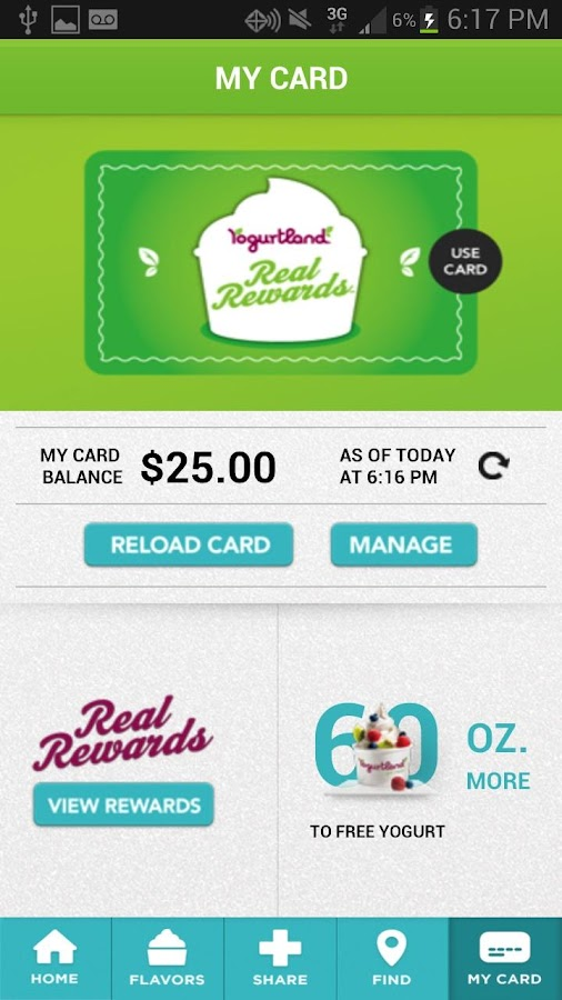 Yogurtland- screenshot