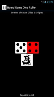 Board Game Dice Roller - screenshot thumbnail