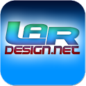 LARdesignApp logo