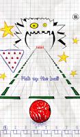 Screenshot of Doodle Bowling