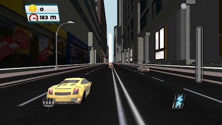 Traffic City Racer 3D 2.1 screenshot 1447454