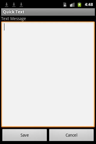 Quick Text Pro- screenshot