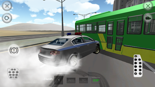 Extreme Police Car Driver 3D